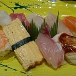 鮨よねき - にぎり定食