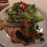ringo - 白身魚のソテー