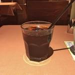 ロッソペペロンチーノ - アイスコーヒー