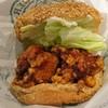ラッキーピエロ - 料理写真:チャイニーズチキンバーガー