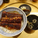 うなぎの兼光 - うな丼松2650円