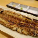 うなぎの兼光 - 白焼1750円