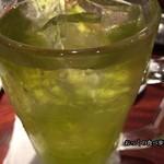 養老乃瀧  - 2杯目以降は緑茶割り大をぐびぐび