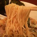 R&B  - ストレート細麺