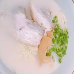 広島ラーメンたかひろ - 塩ラーメン