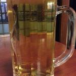 80138607 - 生ビールは黒ラベル550円
