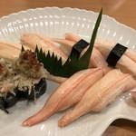 Woriduru - かににぎり(2,160円)