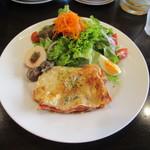 ワインバー蓮 - 前菜サラダプレート