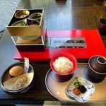 日本料理 湯河原 華暦 - 料理写真:琳派モダン モーニング