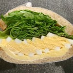 Park South Sandwich - エッグコンビネーション