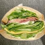 Park South Sandwich - シーザーサラダ