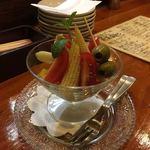 ミナミ伊太バル ボッカ食堂 - 料理写真: