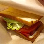 Park South Sandwich - ホットベーシック