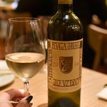 SARU Wine Japan Bistro - 「勝沼醸造 アルガブランカ クラレーザ」