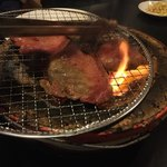 花田流焼肉 炭家 - 料理写真:とろタン