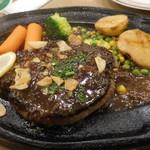 レストラン山水 - 和牛特選フィレ肉のステーキ(150g)