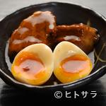 綴 - 箸でほどけるほど柔らかく、じっくりと煮込んだ『豚バラのとろとろ煮』