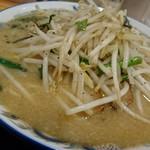 麵屋春馬 - ルーキーみそ(朝ラーは細麺のみ)650円