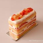 フィオレンティーナ ペストリーブティック - スカイベリーのショートケーキ