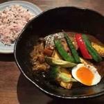 北海道スープカリー専門店 マナ - mannaスペシャル