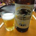 大木屋 - ビール