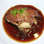 ラ・ターブル - 料理写真:フォアグラのポワレ