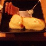 8015840 - 生ハムとチーズの串