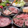 焼肉 啓 HIRO - 料理写真:いろいろ食べたい方に!5880円(税抜)※3~4名様向き