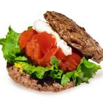 the 3rd Burger - 【期間限定】ローカーボバーガー