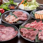 焼肉 啓 HIRO - いろいろ食べたい方に!5880円(税抜)※3~4名様向き