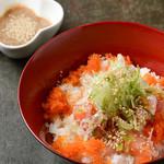 大名魚処けみほたる - ランチの海鮮丼です、税込540円で販売してます。良かったらいかがでしょうか。