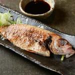 大名魚処けみほたる - やっぱりのどぐろは旨いと思います。