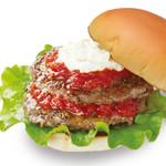 the 3rd Burger - ダブルバーガー