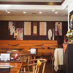 寺カフェ - 店内