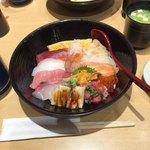 築地寿司清 - 大名ちらしアップ