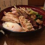 80155084 - 串焼丼