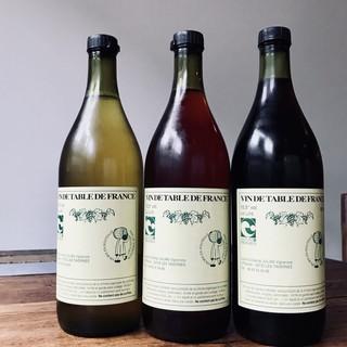 自然派ワインを中心にご用意