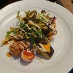 花一華 - 料理写真:肉 メイン料理 鶏唐揚げ怪味ソース