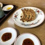 香亭 - 焼き餃子