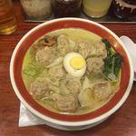 80158061 - 広州雲呑麺 ¥799-