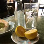 みのかん - トッピングでレモン