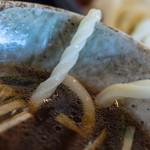 手打ちうどん さわいち - 料理写真:切麥(きりむぎ)の縒(より)