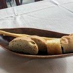 レオーネ・マルチアーノ - パン3種