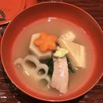 和食処 けんけん - 料理写真:金沢の郷土料理 治部煮