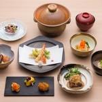 割烹 天ぷら 三太郎 - 会席 椿 ¥11,000