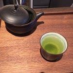 HAKUGENDO CHAYA - ドリンク写真:煎茶 日本茶ソムリエブレンド(一煎目)