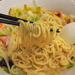 リンガーハット - 麺1.5倍サービス