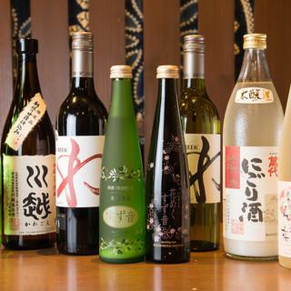 《大満足の充実度!》今宵の美酒にあなたは何を選ぶ?
