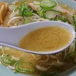 梅光軒 - 一味の効いた味噌スープ