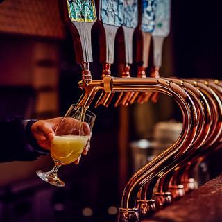 樽で楽しめる軽井沢ヤッホーブルーイングのクラフトビール